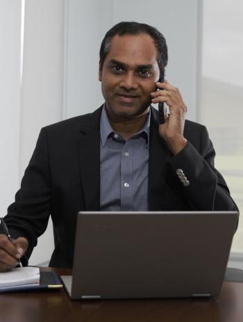 RHS Marketing Limited Managing Director and Owner, Ravi Sankar