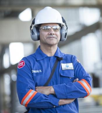 Phoenix Park Gas Processors Limited CEO, Dominic Rampersad