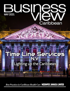 Volume 8, Issue 6 cover of Business View Caribbean.